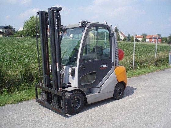 2011 STILL RX 70-35 T