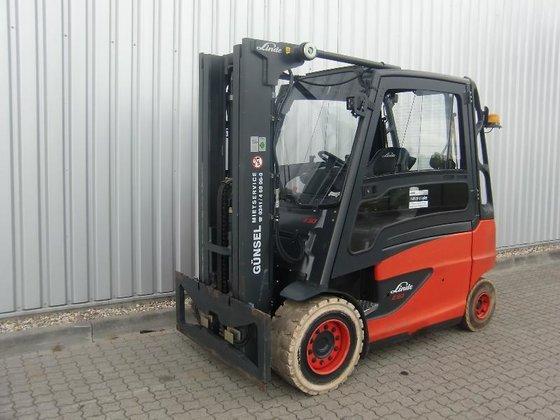 2012 Linde E50/600HL in Leipzig,