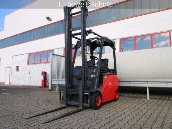 2011 Linde E16PH in Schorfheide,