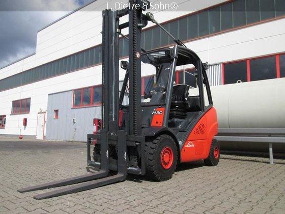 2008 Linde H30D in Schorfheide,