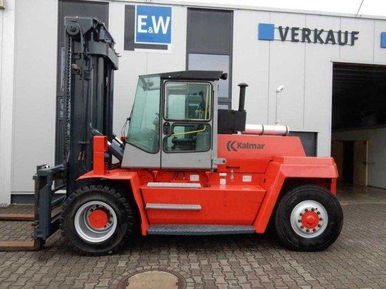 1999 Kalmar DCD100-12 XL in