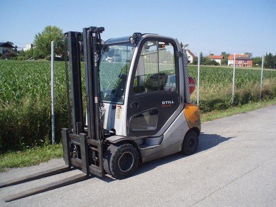 2008 STILL RX 70-30 T