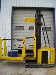 1999 Hyster K0.6M in Remauville,