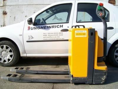 2004 Jungheinrich EJE 220 in