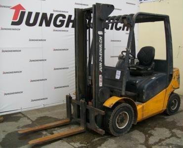 2007 Jungheinrich DFG 425 in