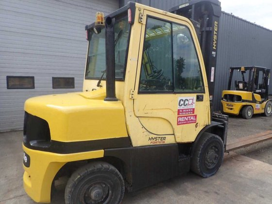 2008 Hyster H 4.0 FT