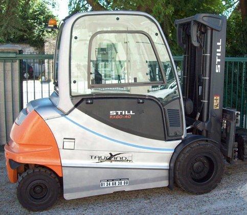 2008 STILL RX 60 40