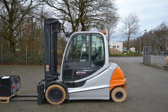 2007 STILL RX60-50 in Hesel,