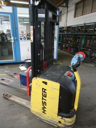 2008 Hyster S 1.6 in