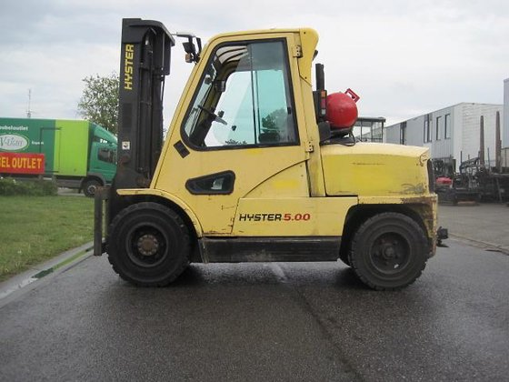 2001 Hyster H 5.00 XM
