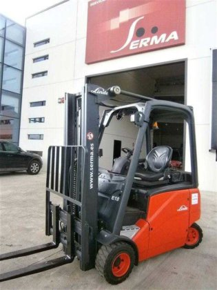 2006 Linde E18 PH in