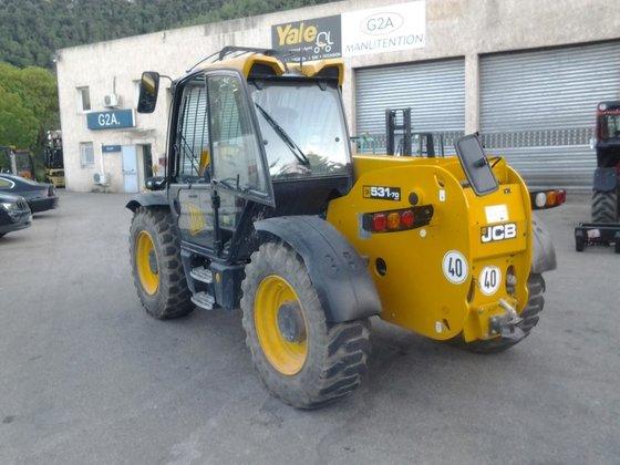 2012 JCB 531.70T in Gémenos,