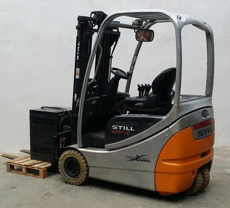 2008 STILL RX 20 16