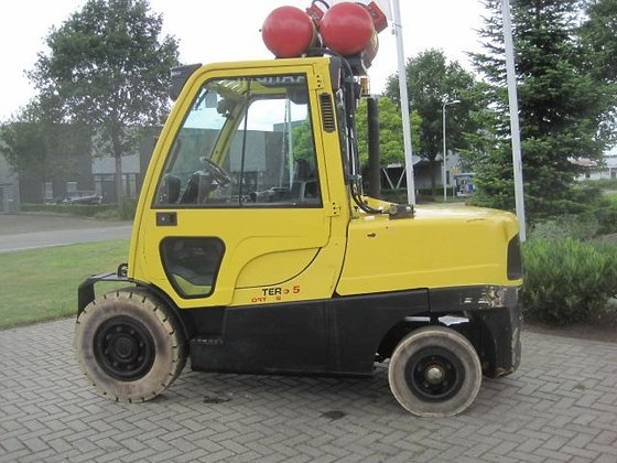 2008 Hyster H 5.5 FT