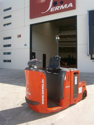 2009 Linde P30 in Zaragoza,