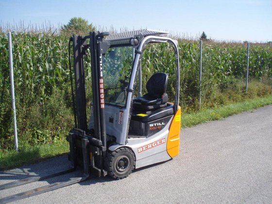 2011 STILL RX 50-10 L