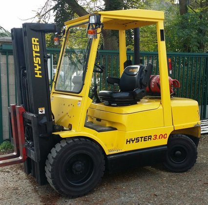 2003 Hyster H3.00 XM in