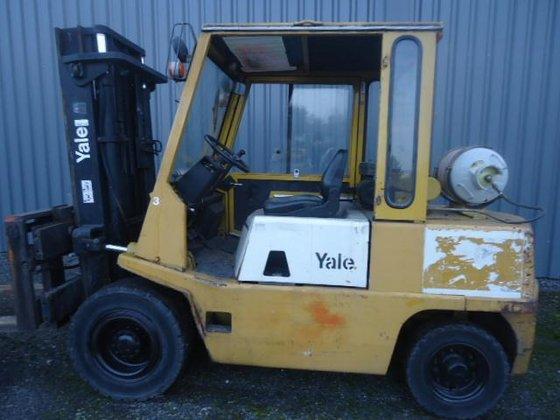 1985 Yale GLP 100 in