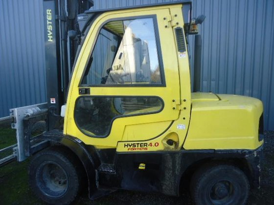2012 Hyster H 4.0 FT5