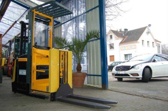 2000 Jungheinrich ECP 100-3ZG in