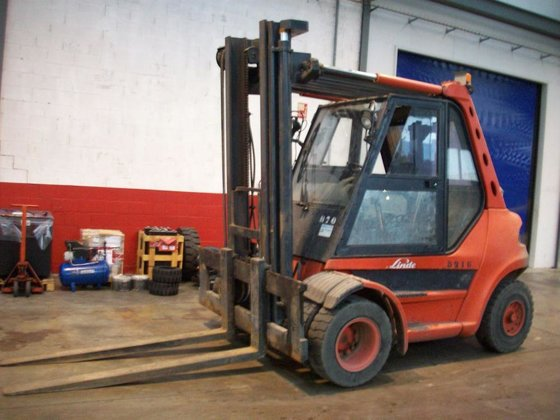 1999 Linde H70 in Orcoyen,