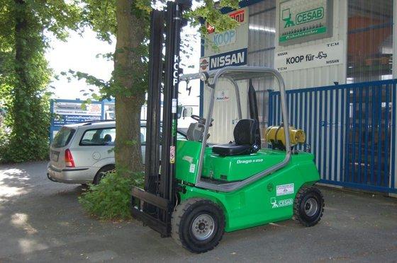 2007 Cesab DRAGO 250 H