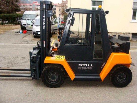 2010 STILL R70-60 in Maribor,