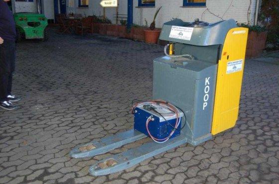 2007 Jungheinrich ESE 120 in