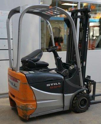 2009 STILL RX 50 10