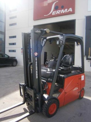 2008 Linde E16 PH in