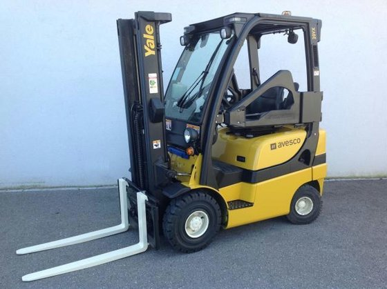 2008 Yale GDP20SVX in Langenthal,