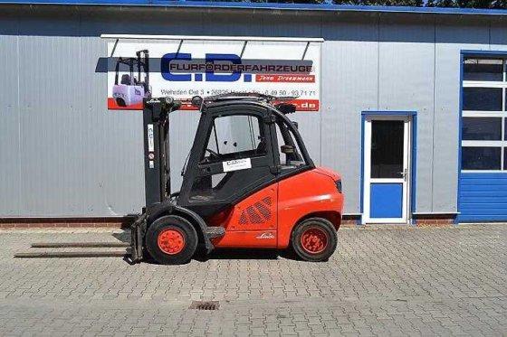 2009 Linde H50D-394 in Hesel,
