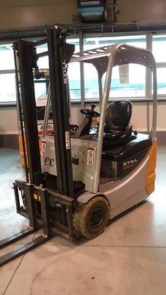 2012 STILL RX50-15 in Prague,