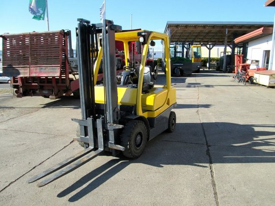 2008 Hyster H2.50FT in Aalen,