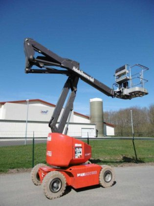 2004 Manitou 150 AETZ in