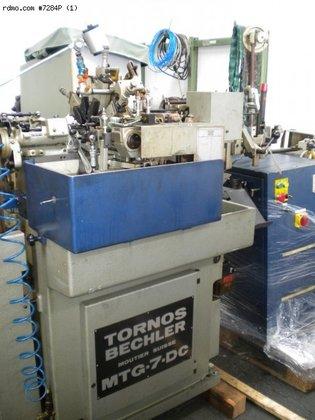 TORNOS MTG 7-DC in Contamine-sur-Arve,