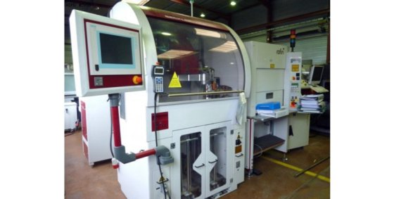 2005 Rofin Machine laser CNC
