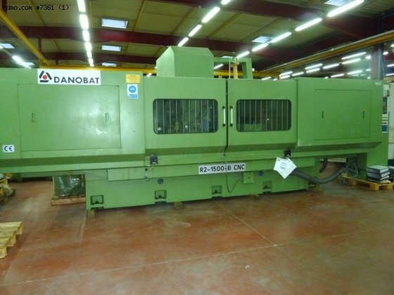 1997 DANOBAT R2 1500B CNC