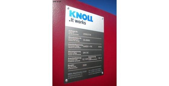 2008 Knoll KF 400/2650 in