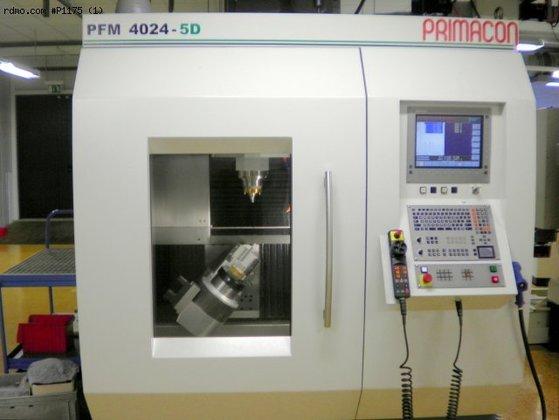 2008 PRIMACON PFM 4024-5D in