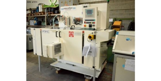2009 Escofier NT2012 CNC in