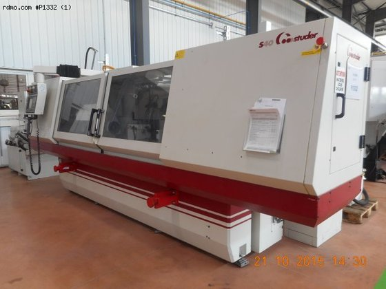1998 STUDER S40 CNC in