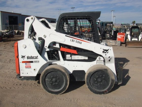 2015 BOBCAT S590 in Las Vegas, NV, USA