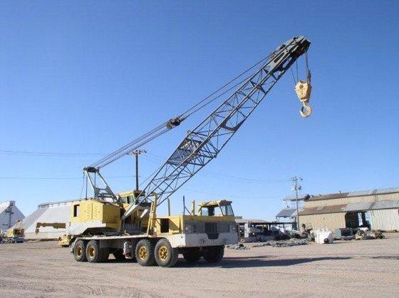 60 Ton Baldwin-Lima-Hamilton 600T Truck