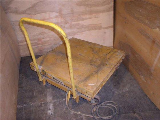 2, 500 lb. Bishamon Hydraulic