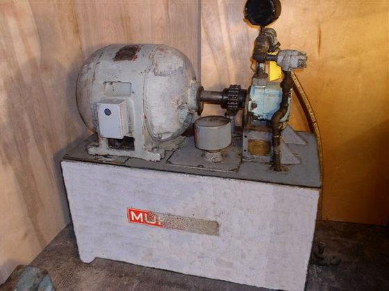 40 HP Murray Hydraulic System