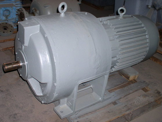 100 HP Delco/Niagara Eddy-Current Type