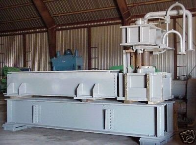 350 Ton USI/Clearing Hydraulic Straightening