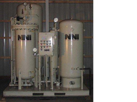 1997 Non-Cryo Nitrogen Generator; Complete