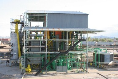 Cotton Seed Oil Extraction Plant;